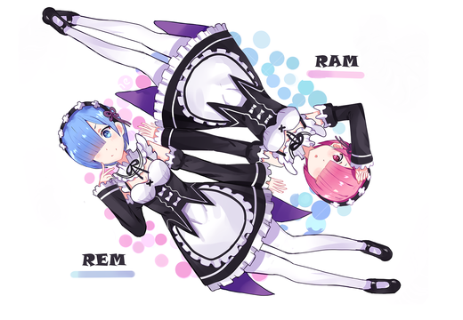 Rem and Ram 2