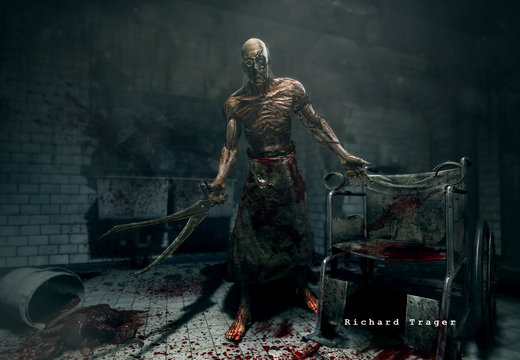 Rick.Trager From Outlast