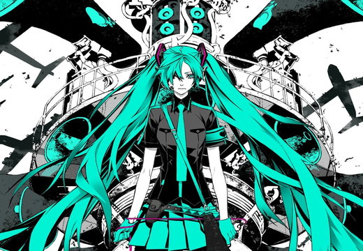hatsune miku love is war