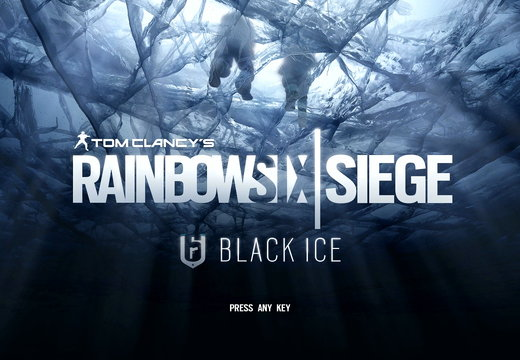 R6S: Operation Black Ice