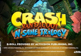 Crash banicoot n sane trilogy