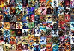 Marvel Superheros Wallpaper number one