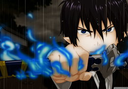 Blue Exorcist: Rin