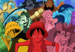 One Piece-Worst Generation