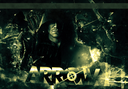 Arrow- Green Arrow