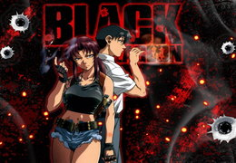 Black Lagoon Revy and Rock