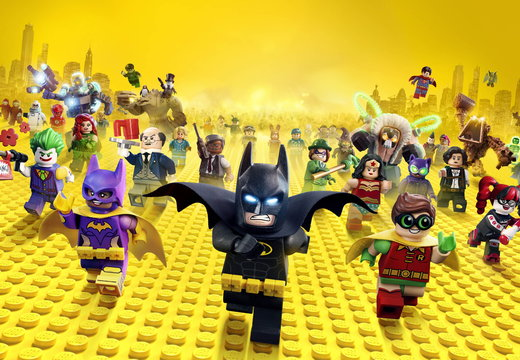 Lego Batman Movie 1