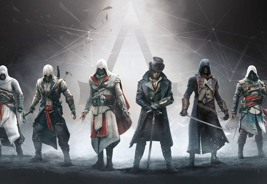 Assassin's Creed: Main Assassins