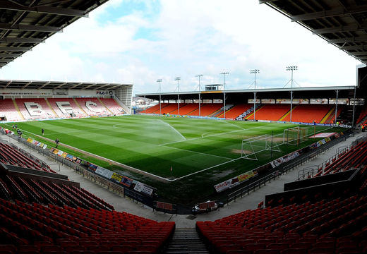 Blackpool FC - Bloomfield Road Stadium