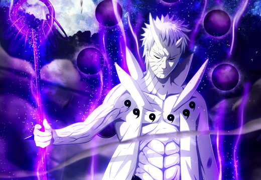 obito six paths
