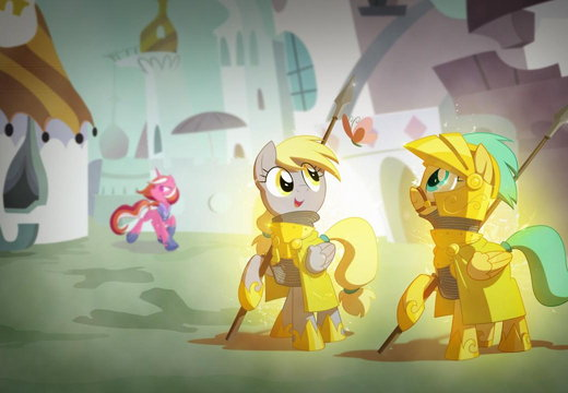 My little pony guards