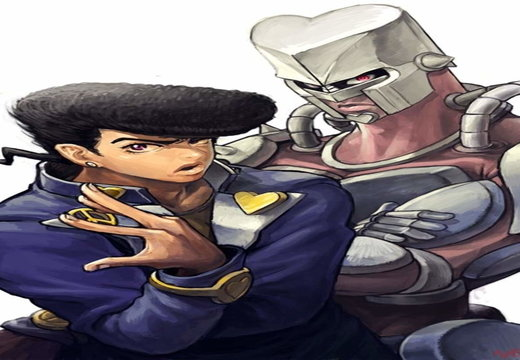 Josuke and Crazy Diamond