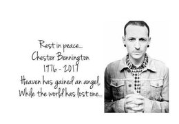 RIP Chester...
