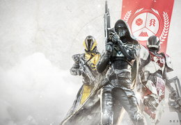 Destiny 2 Guardians