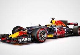 2017 Red Bull RB13 (rv)