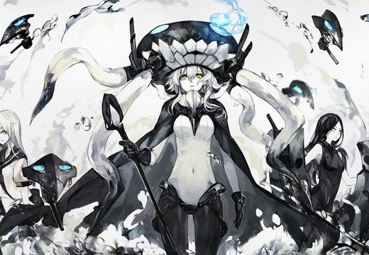 The Abyssal Fleet (Kancolle)