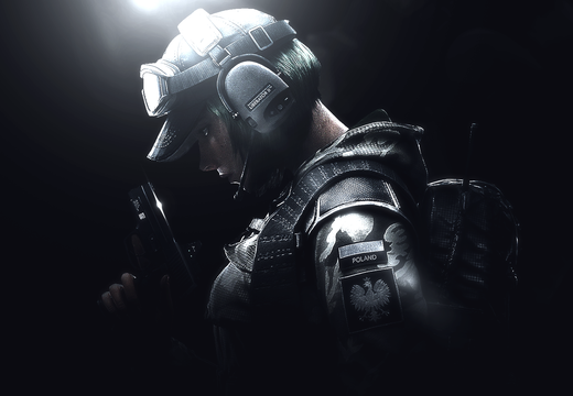 Rainbow Six Siege Ela Wallpaper