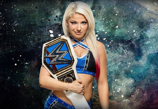 Alexa Bliss Smackdown