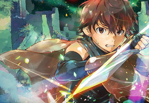 Grimgar of fantasy and ash - haruhiro