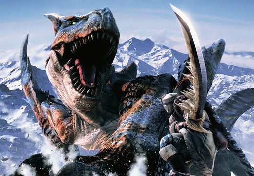 Monster Hunter Tigrex