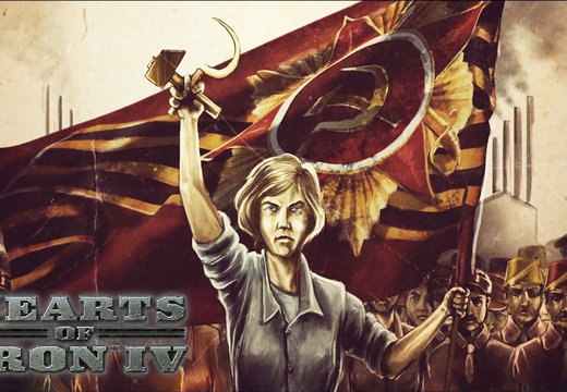 Peoples union hearts of iron