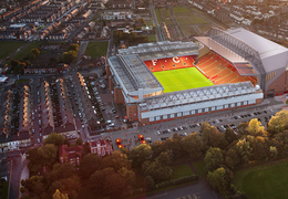 Anfield Aerial