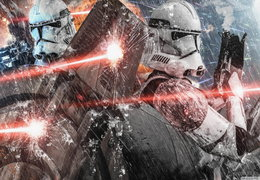 Clone Troopers Battlefront