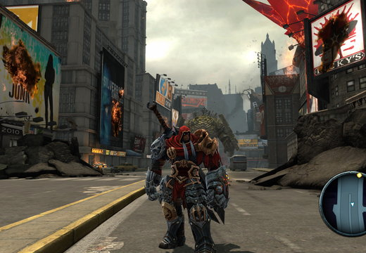 Darksiders Enchanced One X