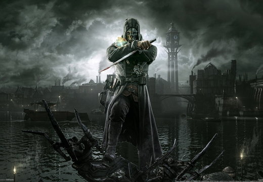 Dishonored HD Wallpaper