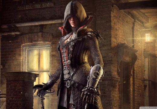 Assassin's Creed: Evie