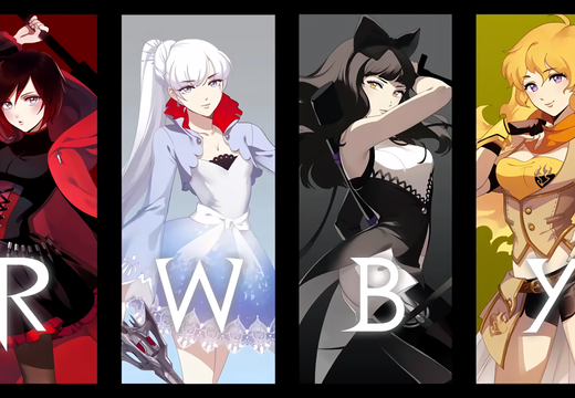 RWBY Volume 1 Group Up