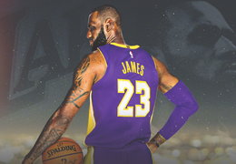 LABron is OFFICIAL
