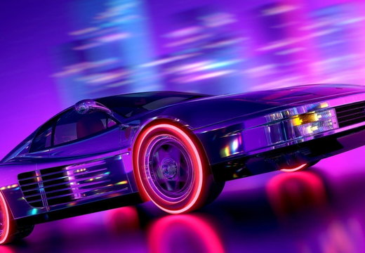 Synthwave Speed