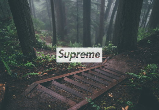 Supreme - Outdoors