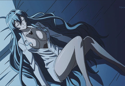 Esdeath Loves Chandler Akame Ga Kill