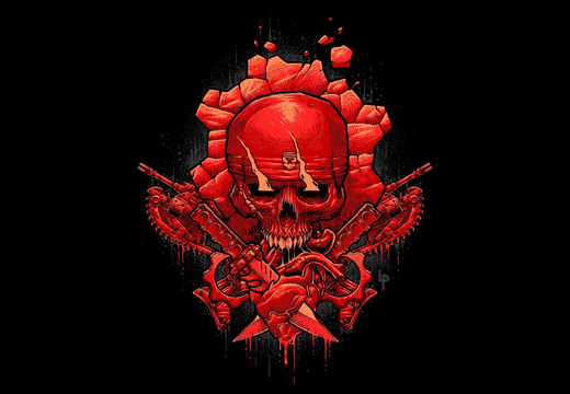 Gears of War Marcus Symbol