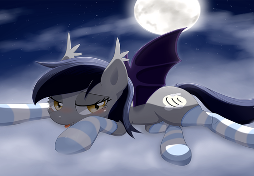 Bat Pony Echo