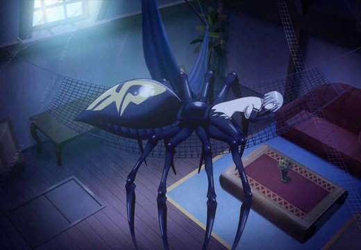 Sleeping Rachnera