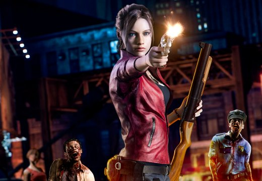 Claire Redfield 2