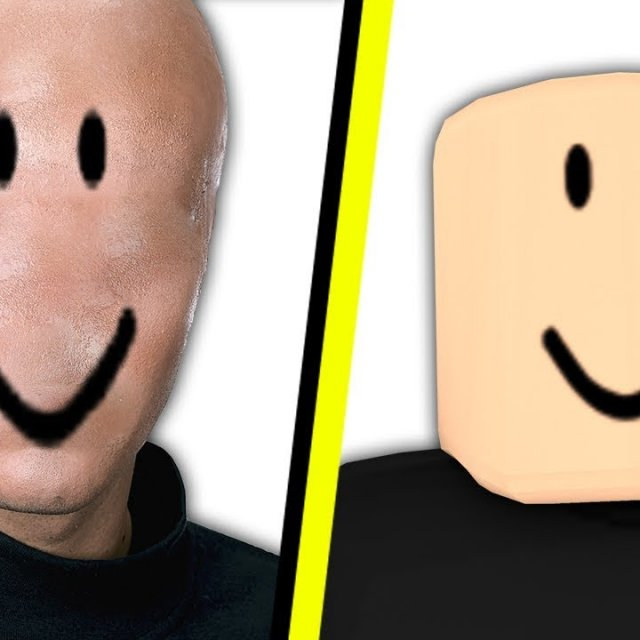 Roblox vs real life