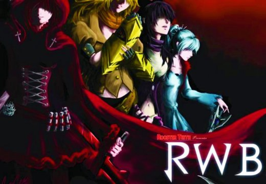 RWBY Team RWBY Volume 1 Group Up