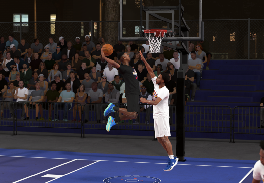 Oh shit i got dunked on