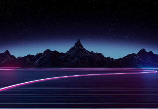 Highway Retrowave