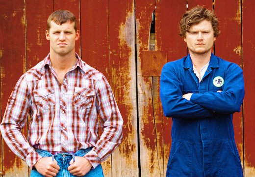 Letterkenny Wayne and Darryl