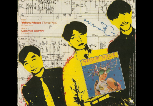 YMO - Yellow Magic (Tong Poo)