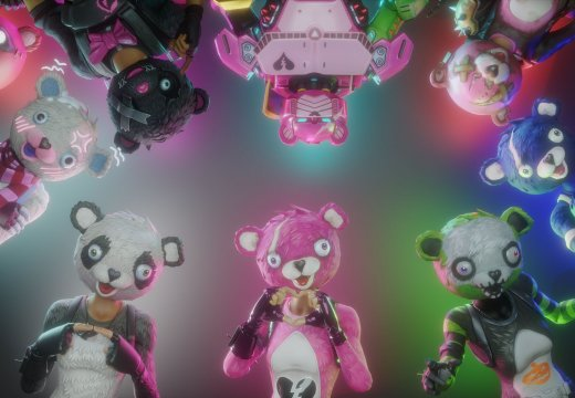Fortnite Bears