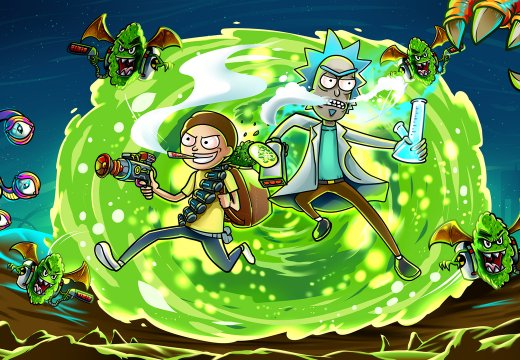 Rick and Morty