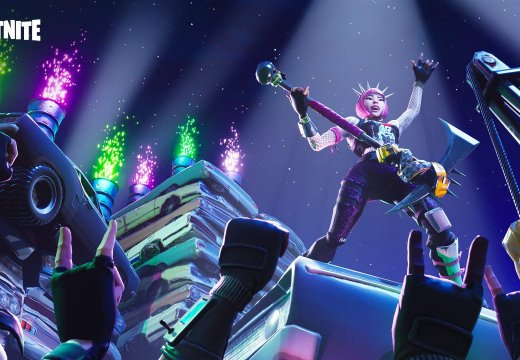 Fortnite Loading screen