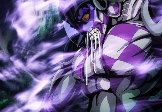 Purple haze Jojo