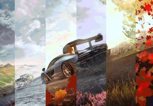 Forza Horizon 4 All Season's